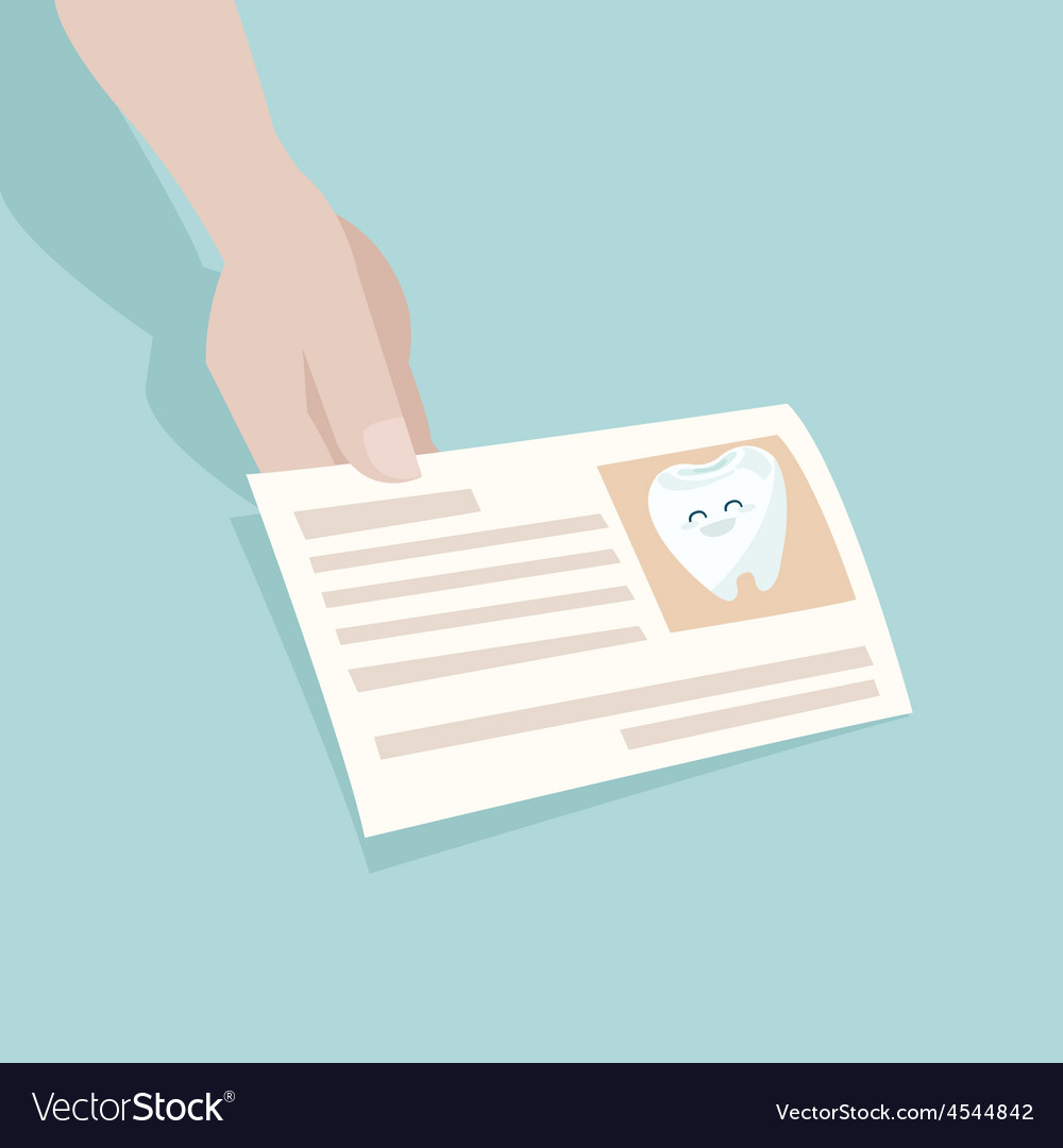 Name card dentist vector | Price: 1 Credit (USD $1)