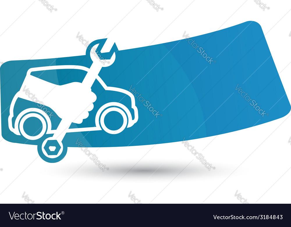 Auto repair vector | Price: 1 Credit (USD $1)