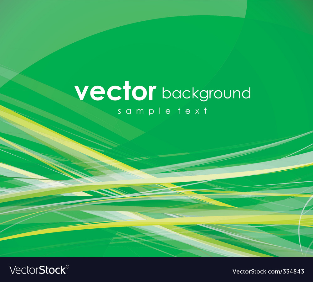Modern natural background vector | Price: 1 Credit (USD $1)