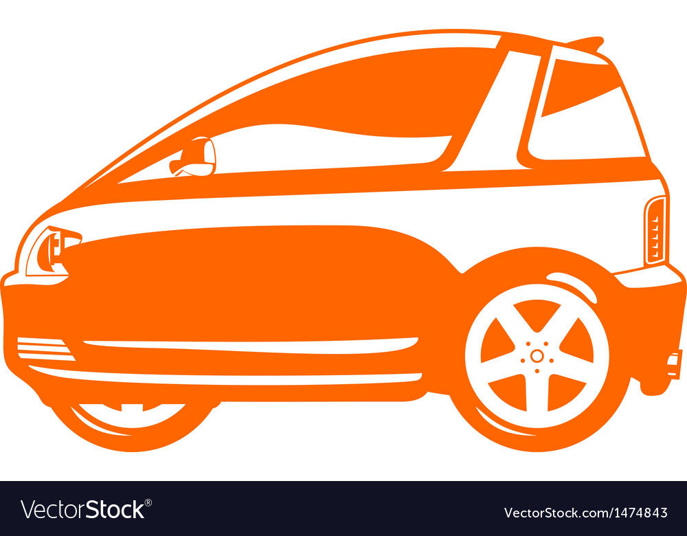 Ultra light vehicle vector | Price: 1 Credit (USD $1)