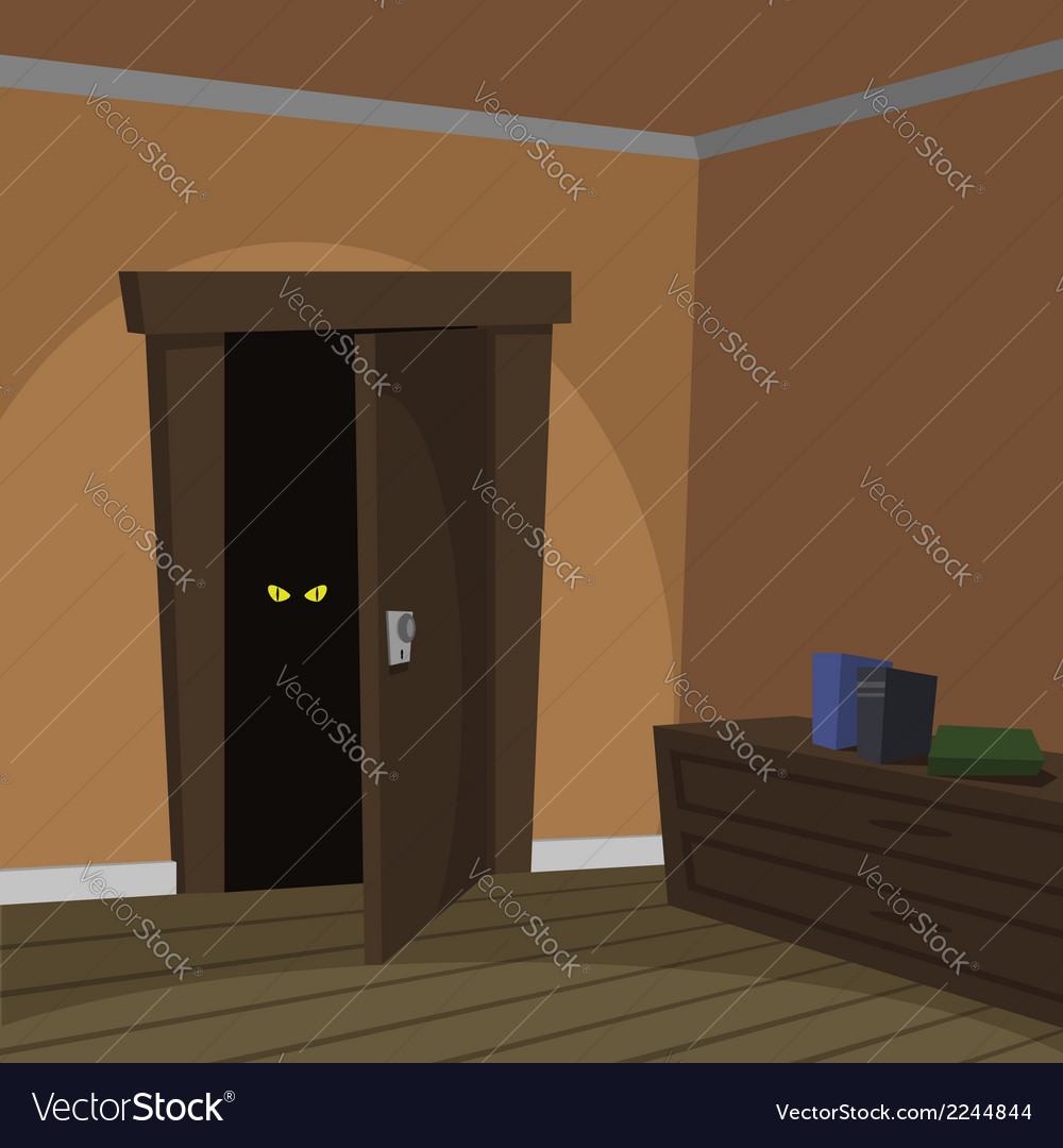 Mystery room vector | Price: 1 Credit (USD $1)