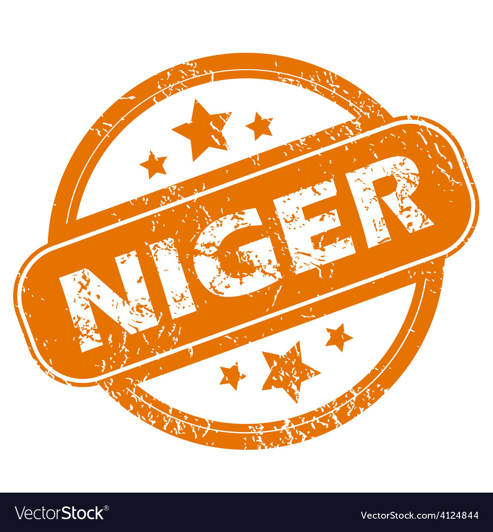 Niger grunge icon vector | Price: 1 Credit (USD $1)
