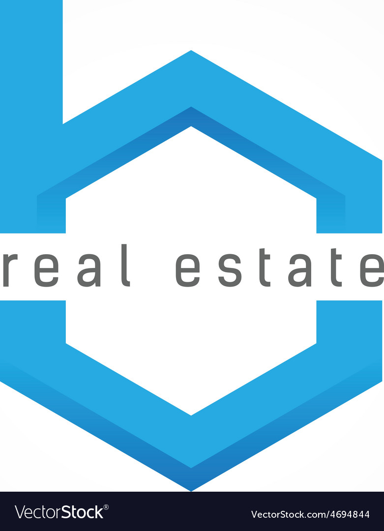 Real estate design template vector | Price: 1 Credit (USD $1)