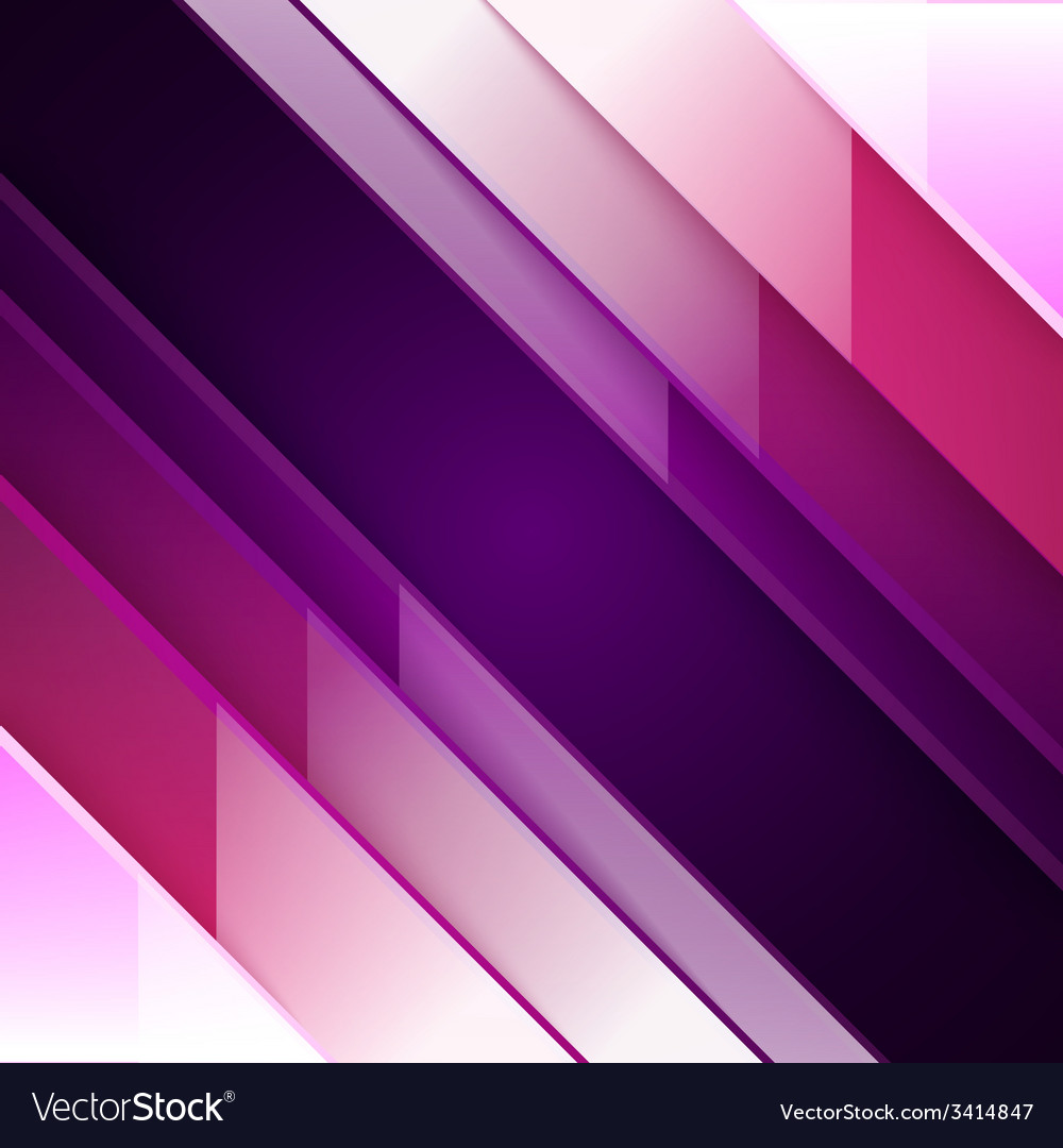 Abstract purple and violet triangle shapes vector | Price: 1 Credit (USD $1)