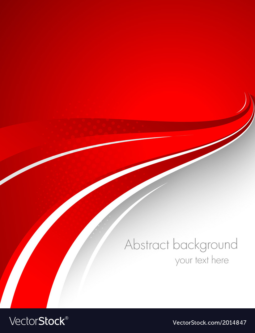 Abstract red background vector | Price: 1 Credit (USD $1)
