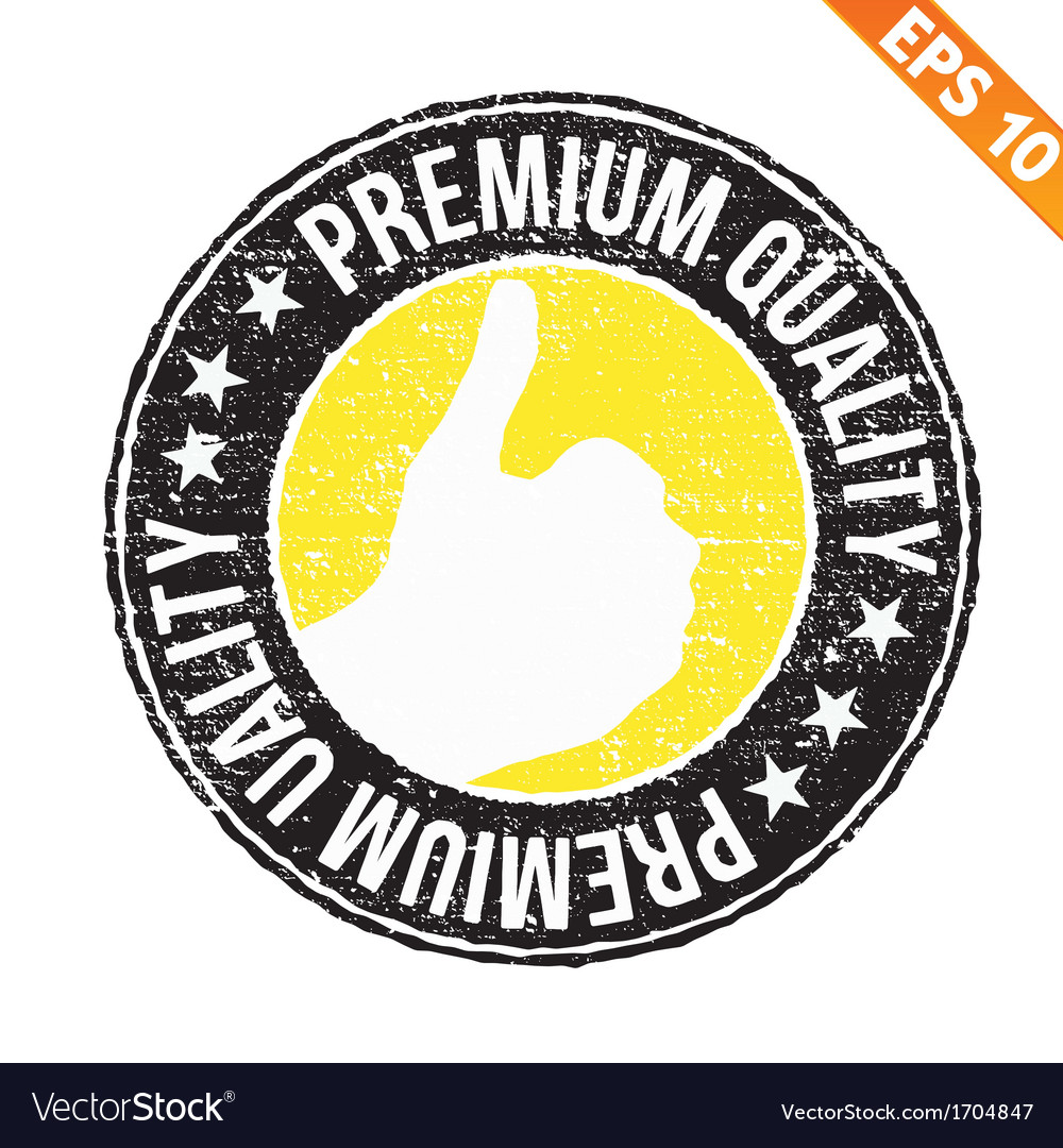 Stamp sticker quality collection - - eps10 vector | Price: 1 Credit (USD $1)