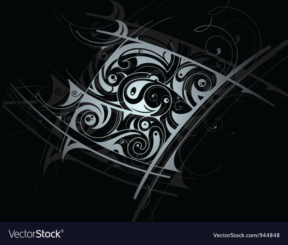Abstract swirls vector   Price: 1 Credit (USD $1)