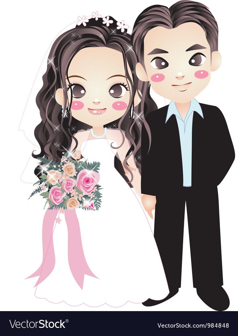 Wedding-004 vector | Price: 1 Credit (USD $1)
