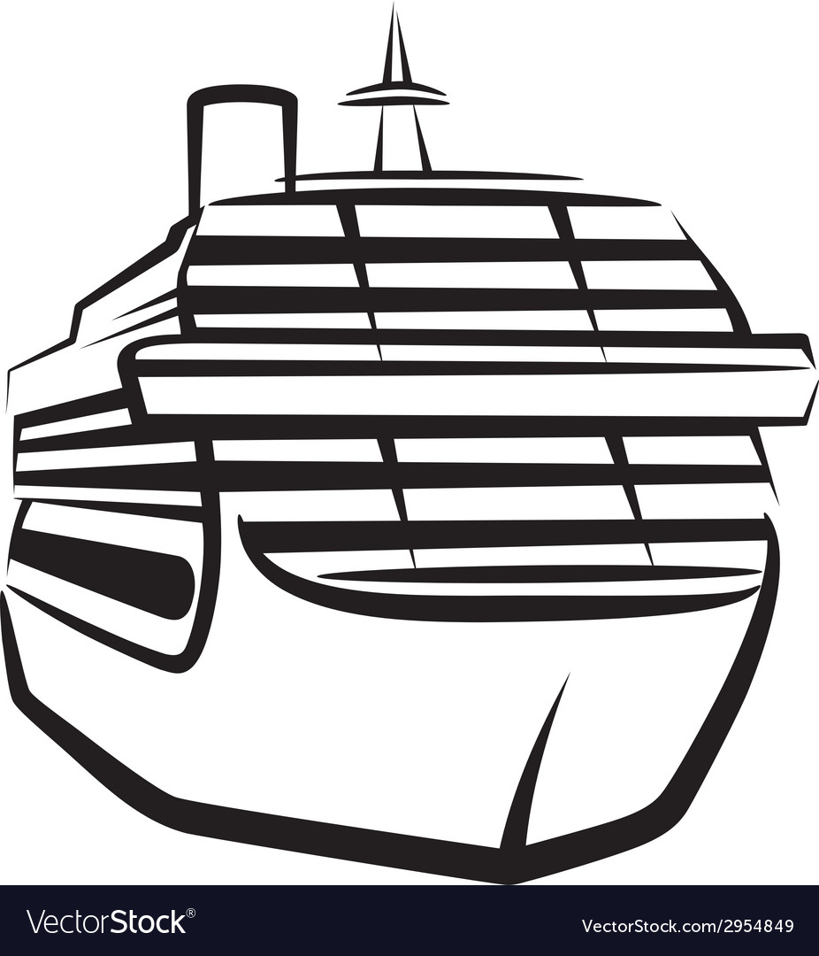 Simple with a ship vector | Price: 1 Credit (USD $1)