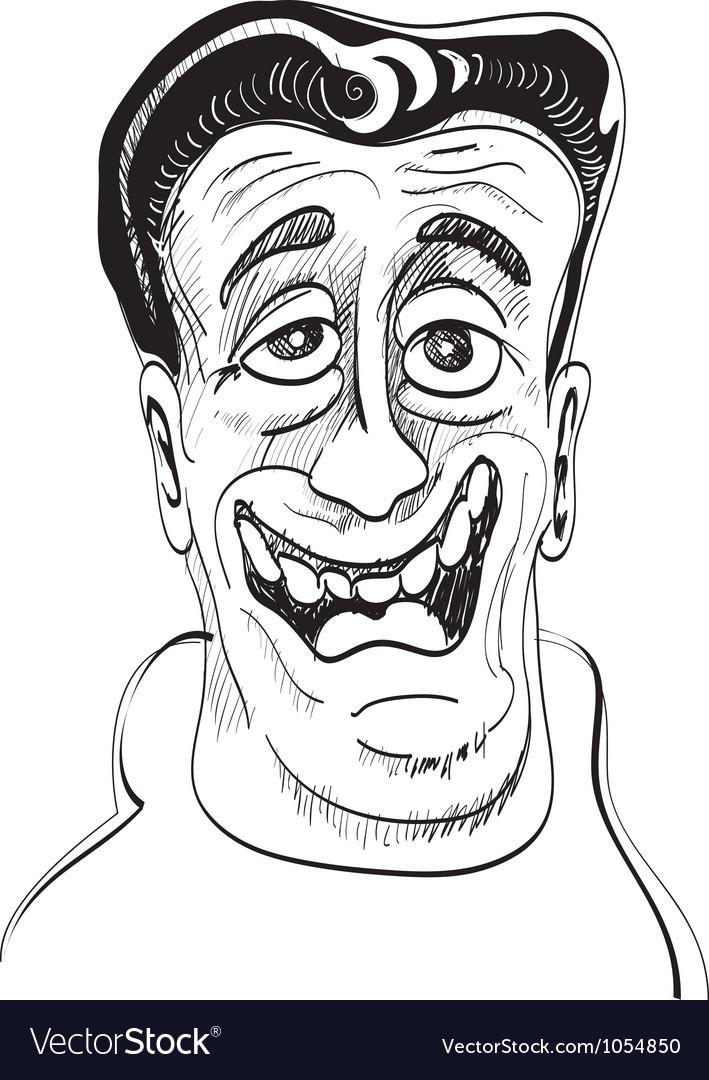 Funny sketch vector | Price: 1 Credit (USD $1)