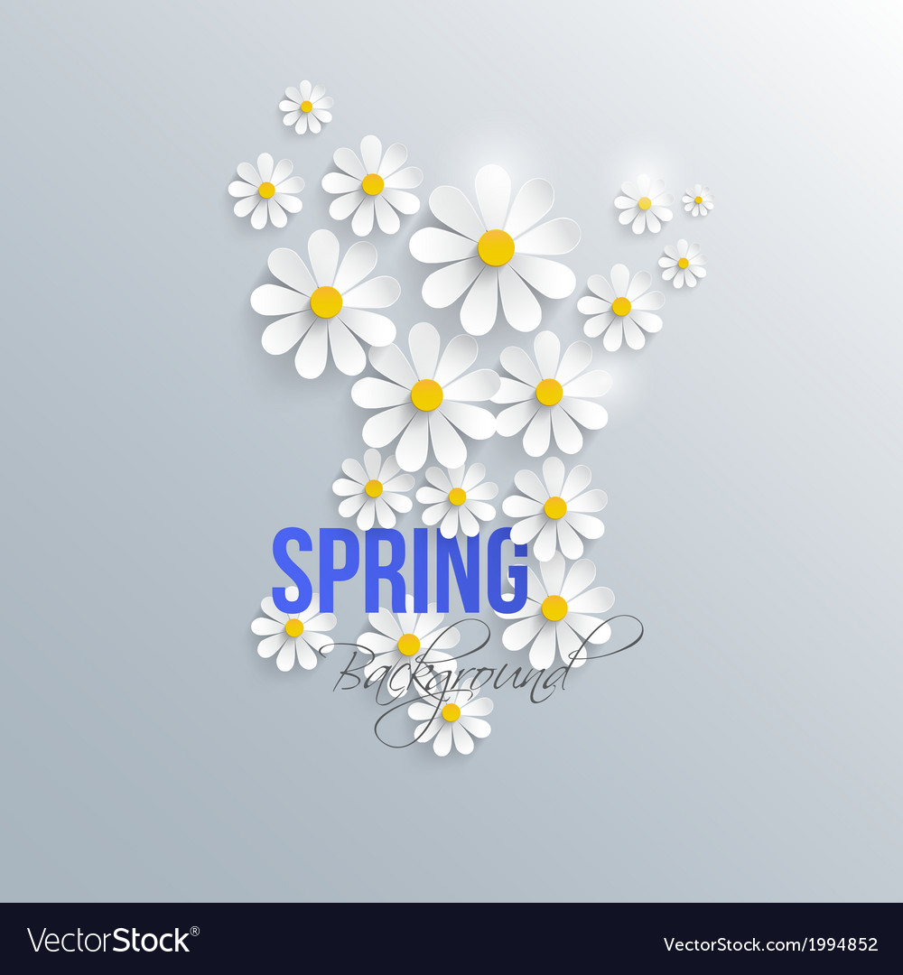 Spring background 4 vector | Price: 1 Credit (USD $1)