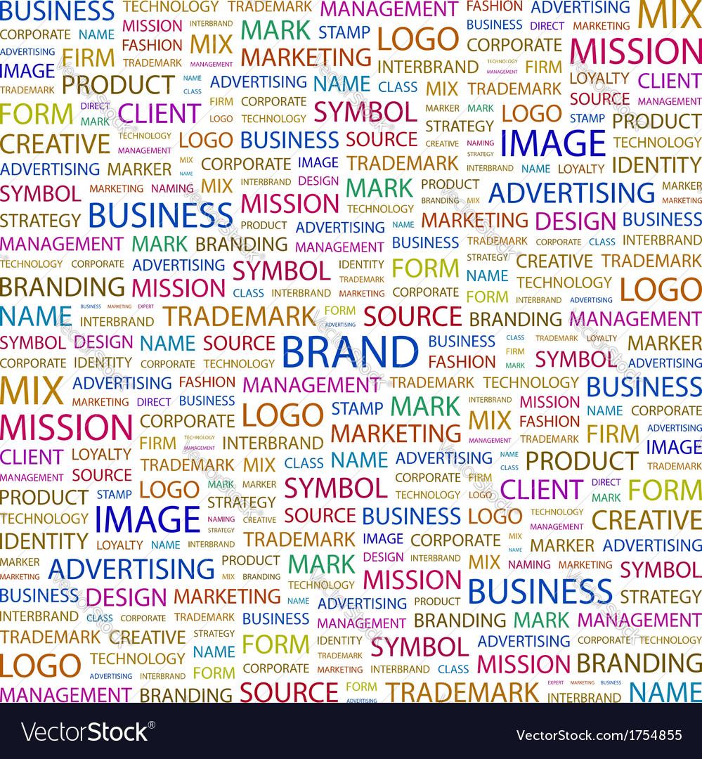 Brand vector | Price: 1 Credit (USD $1)