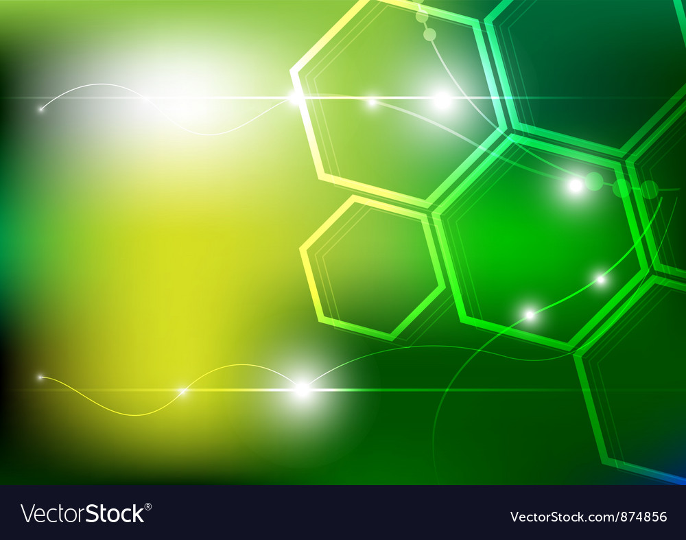Green technology vector | Price: 1 Credit (USD $1)