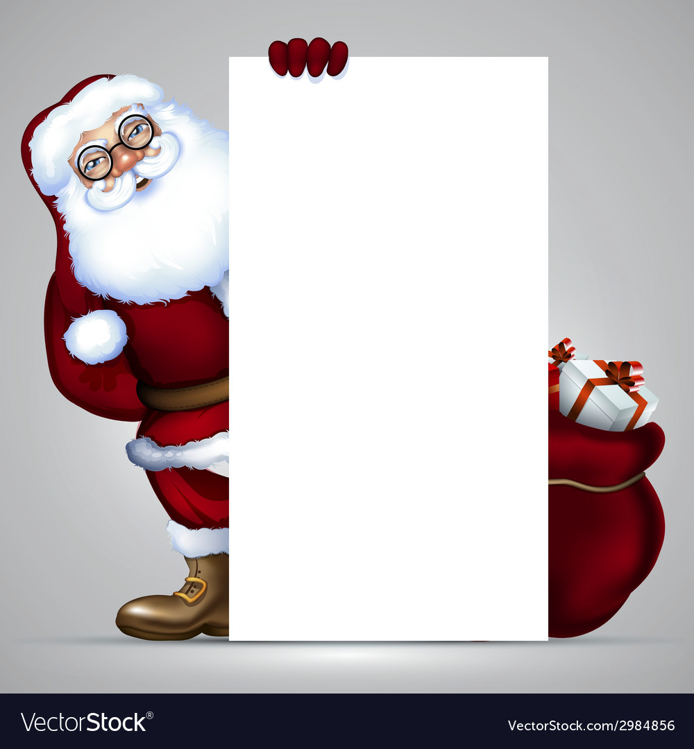 Santa claus design vector | Price: 3 Credit (USD $3)