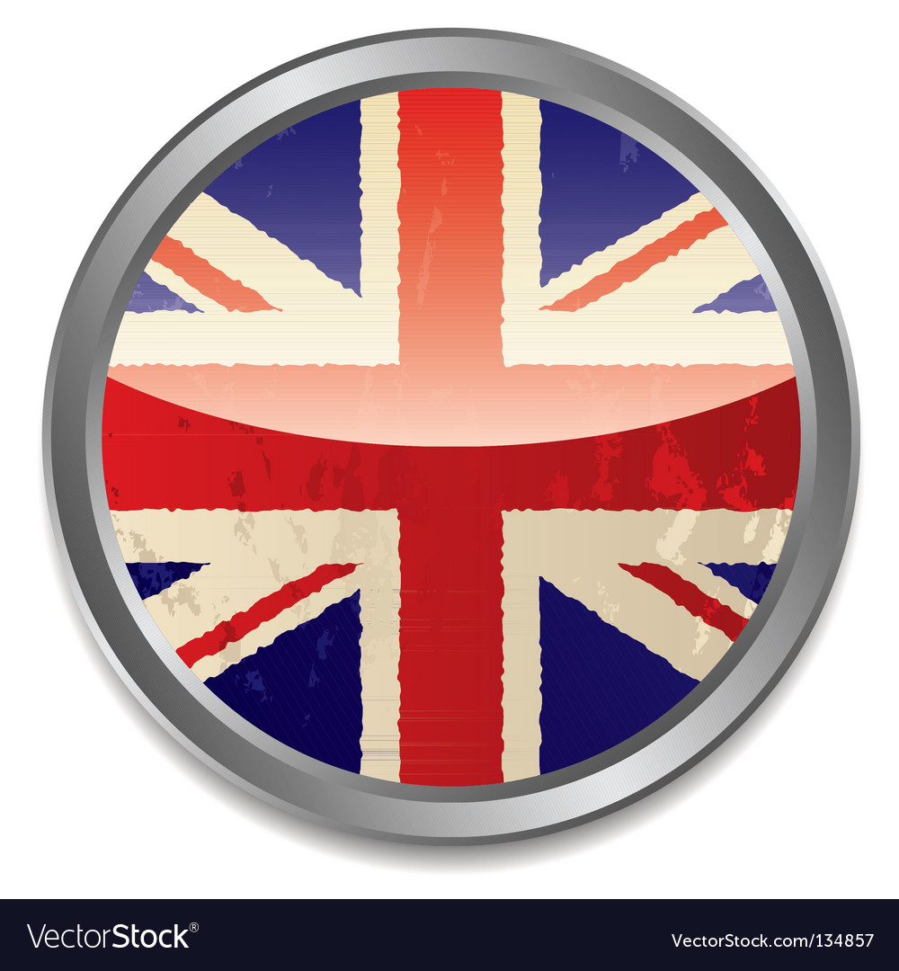 British flag icon vector | Price: 1 Credit (USD $1)