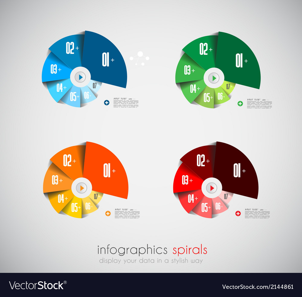 Infographcs design template vector | Price: 1 Credit (USD $1)