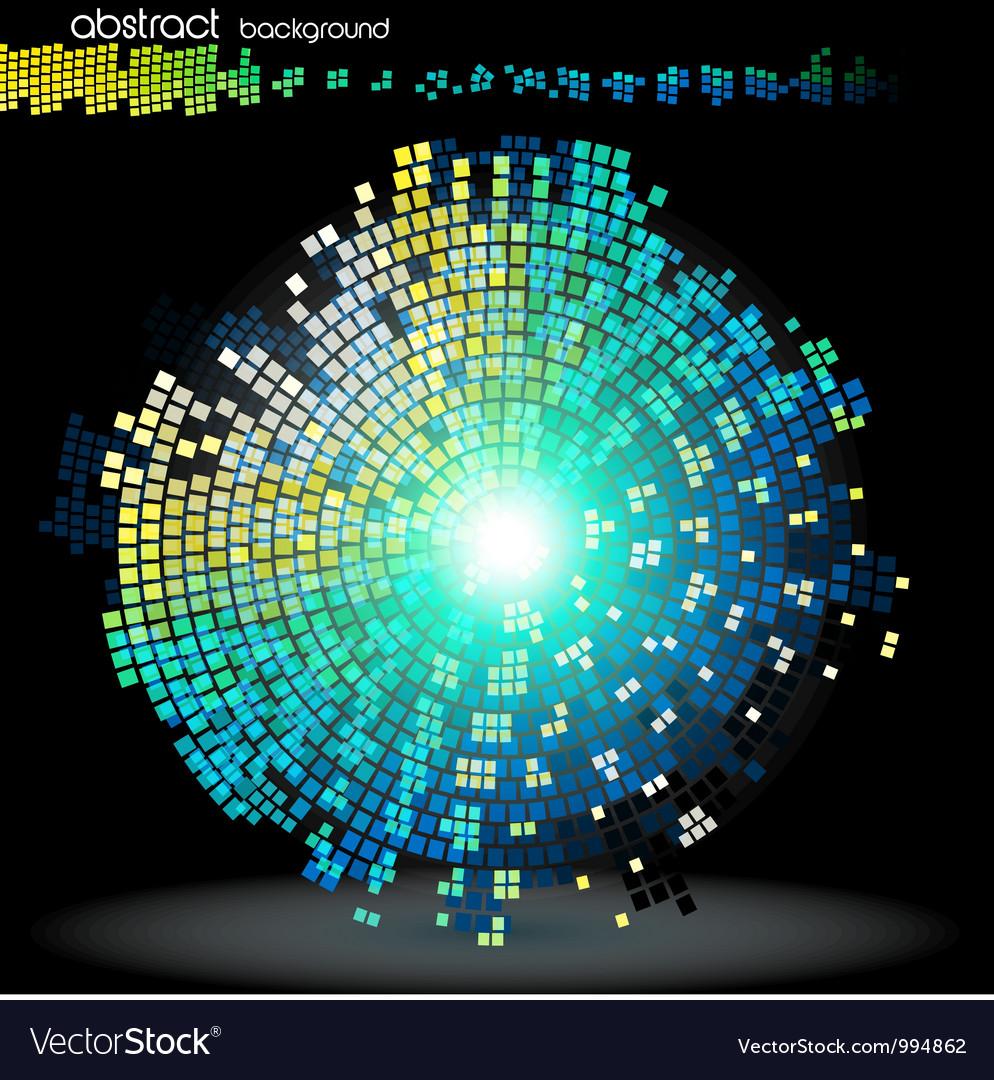 Digital media graphic vector | Price: 1 Credit (USD $1)