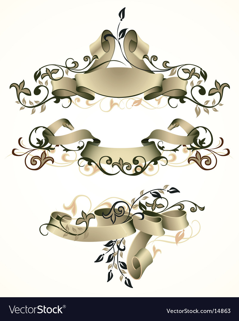 Set of tapes vector | Price: 1 Credit (USD $1)