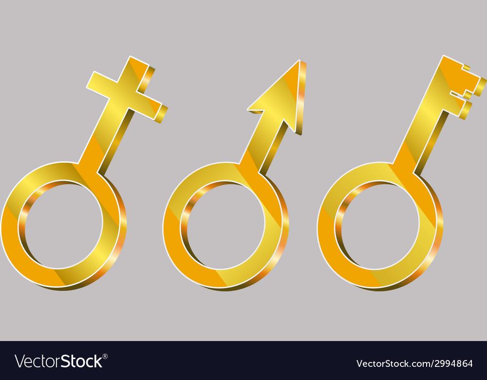 3 symbols vector | Price: 1 Credit (USD $1)