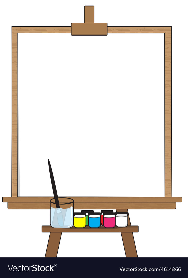 Drawing board vector | Price: 1 Credit (USD $1)