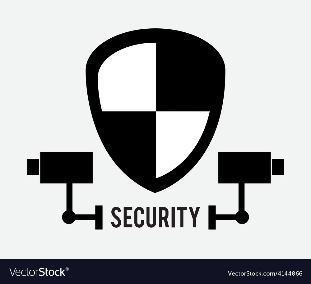Security design vector | Price: 1 Credit (USD $1)