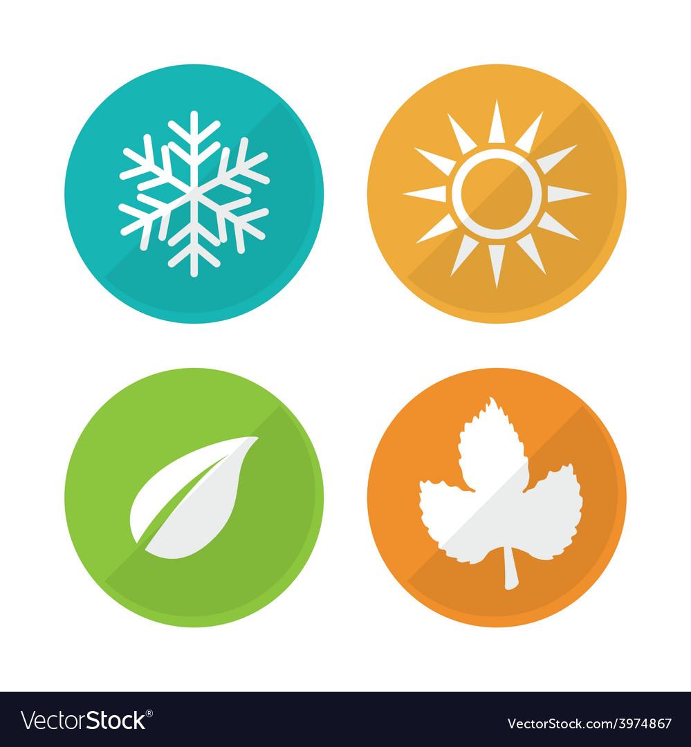 Weather concept design vector | Price: 1 Credit (USD $1)