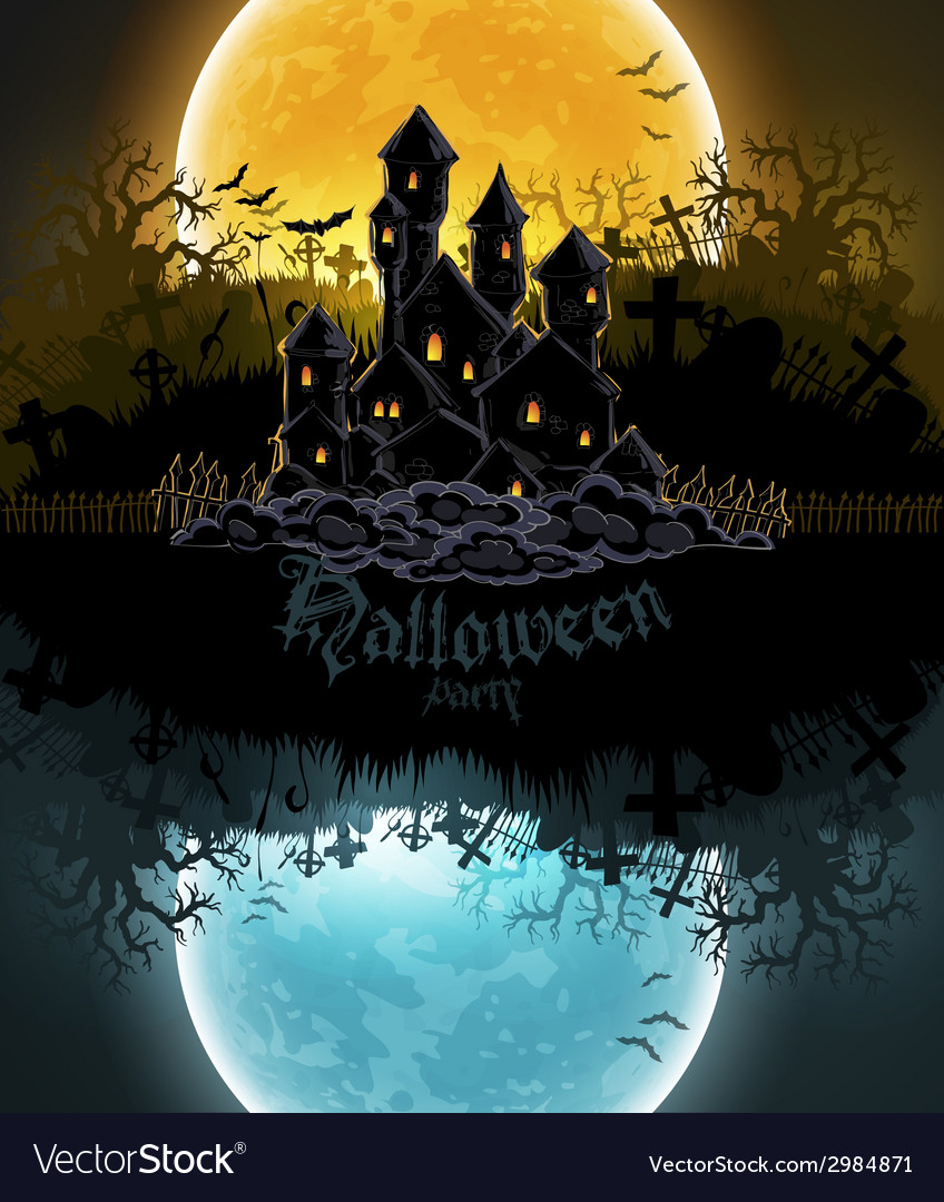 Halloween design vector | Price: 3 Credit (USD $3)