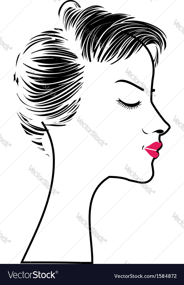 Abstract lady vector   Price: 1 Credit (USD $1)