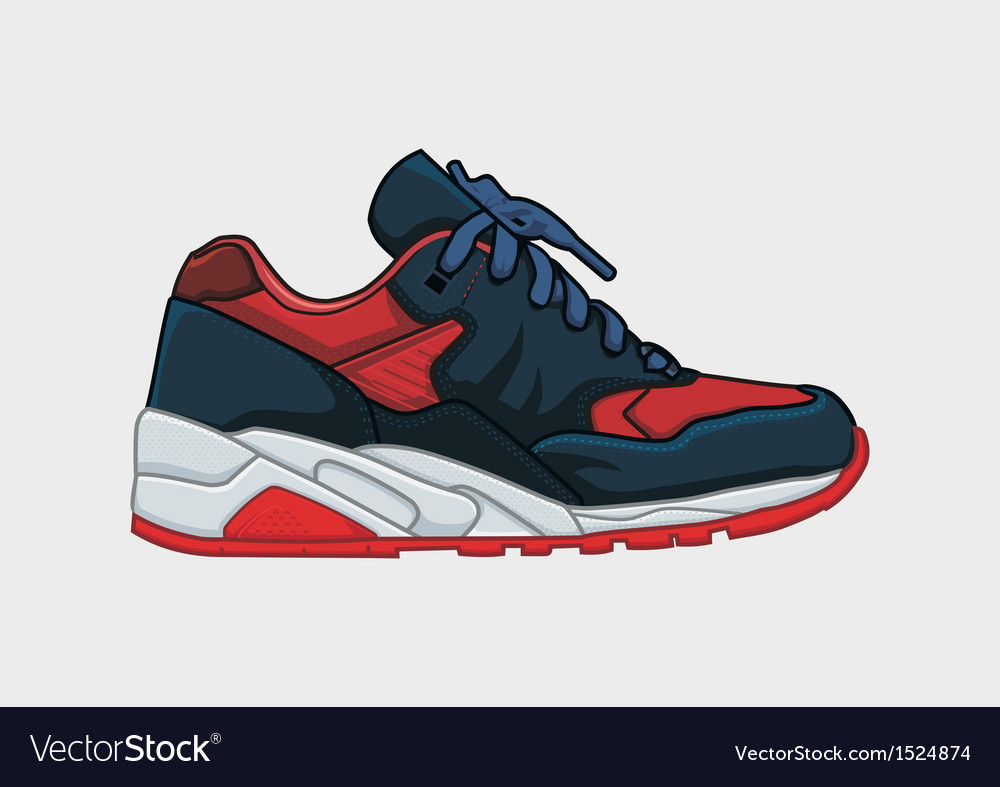 Sneaker vector | Price: 1 Credit (USD $1)