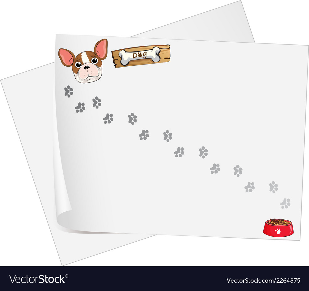Empty paper templates vector | Price: 1 Credit (USD $1)