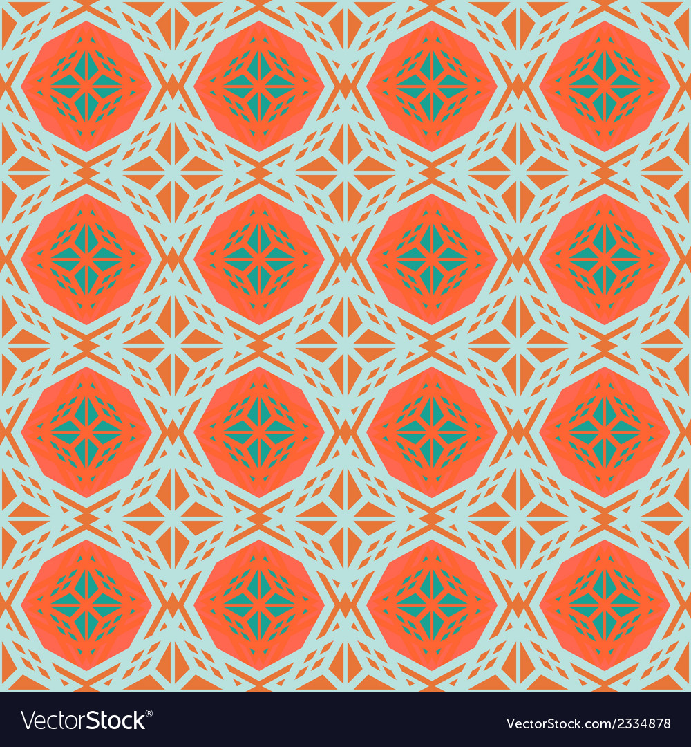Seamless pattern p art vector | Price: 1 Credit (USD $1)