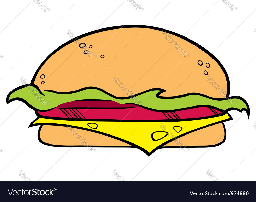 Hamburger symbol vector | Price: 1 Credit (USD $1)