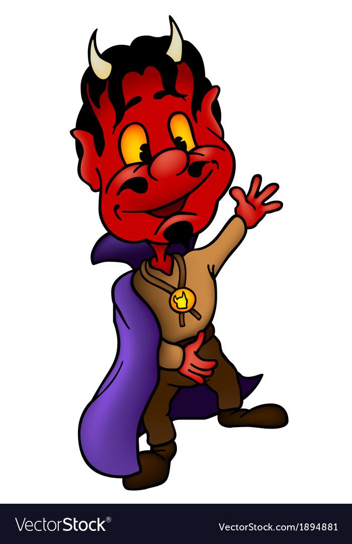 Devil vector | Price: 1 Credit (USD $1)