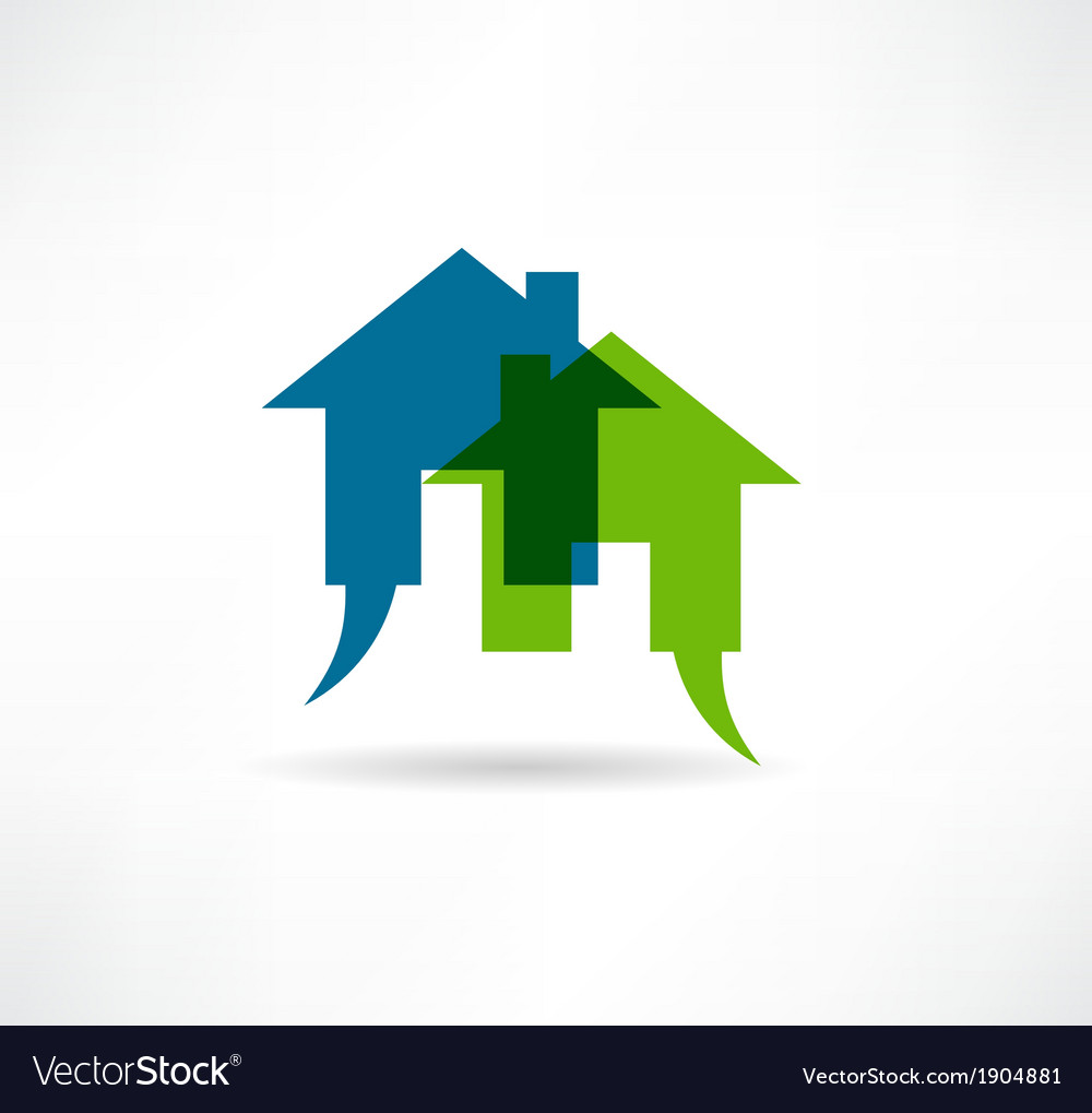 House for sale icon vector   Price: 1 Credit (USD $1)