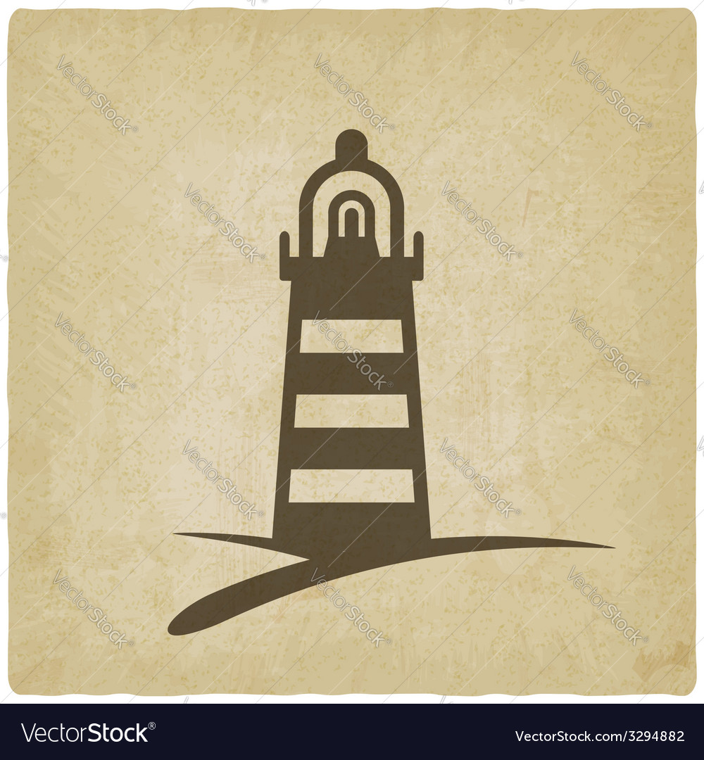 Beacon navigate symbol vector | Price: 1 Credit (USD $1)