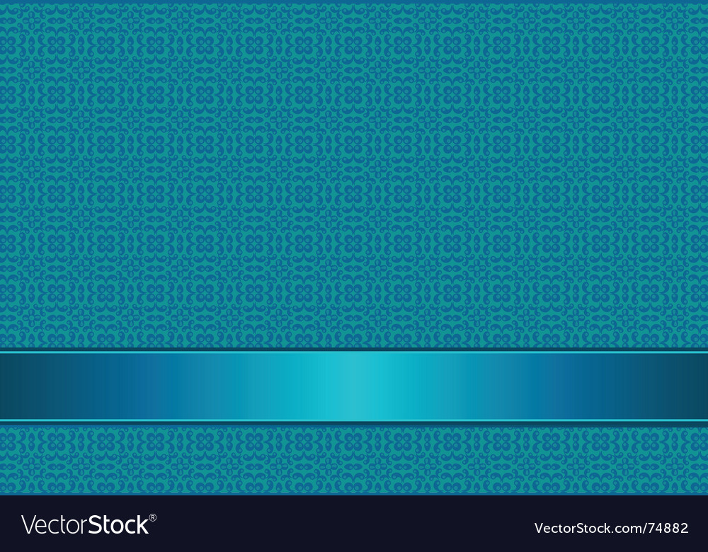 Ribbon and background vector | Price: 1 Credit (USD $1)