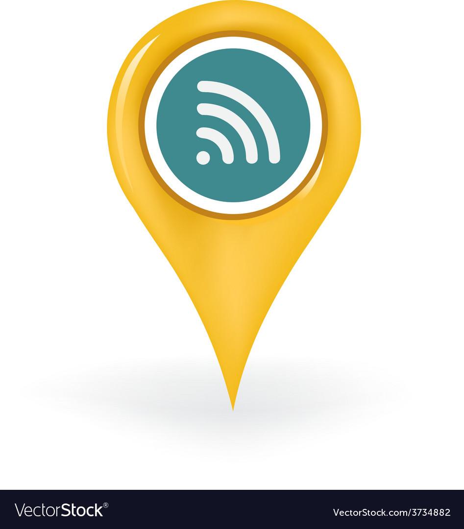 Wireless location vector | Price: 1 Credit (USD $1)