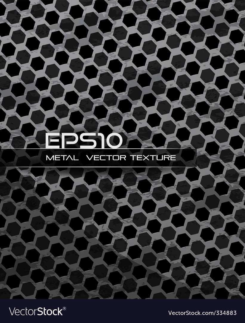 Industrial metal texture vector | Price: 1 Credit (USD $1)