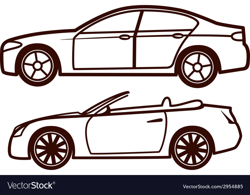 Car collection vector | Price: 1 Credit (USD $1)