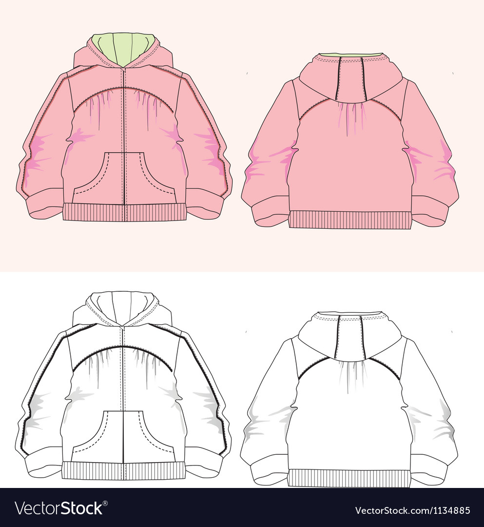 Sweatshirt vector | Price: 1 Credit (USD $1)