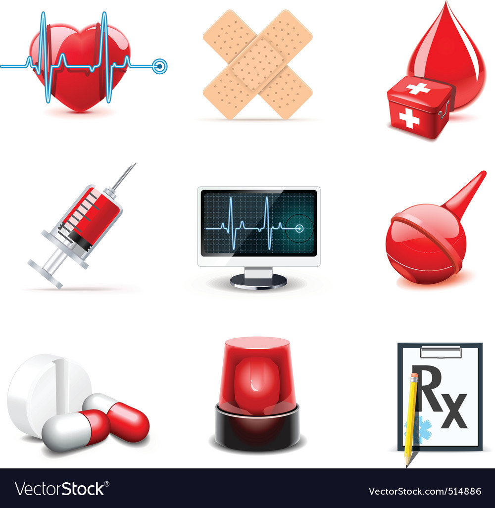 Medical icons | bella series 1 vector | Price: 3 Credit (USD $3)