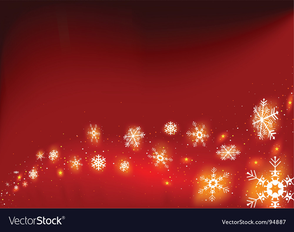 Fire snowflakes vector | Price: 1 Credit (USD $1)