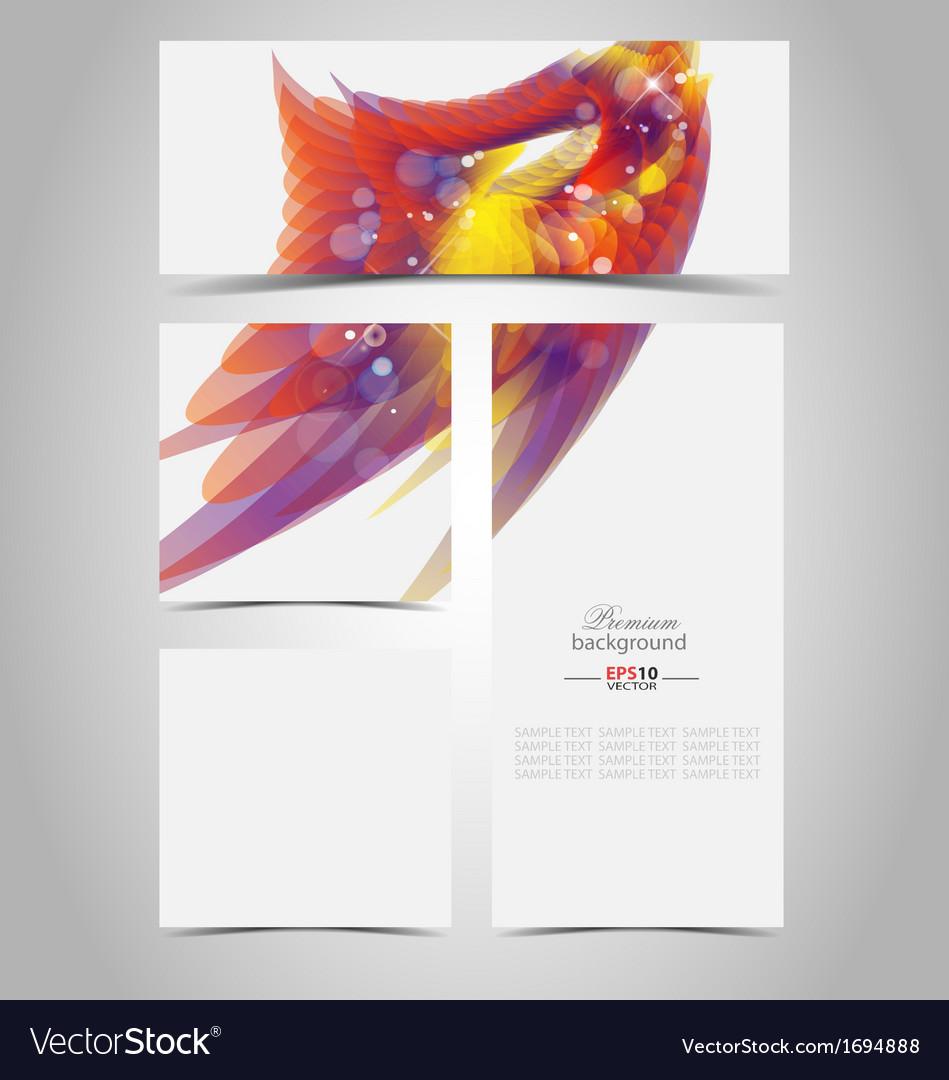 Virtual presentation gallery vector | Price: 1 Credit (USD $1)