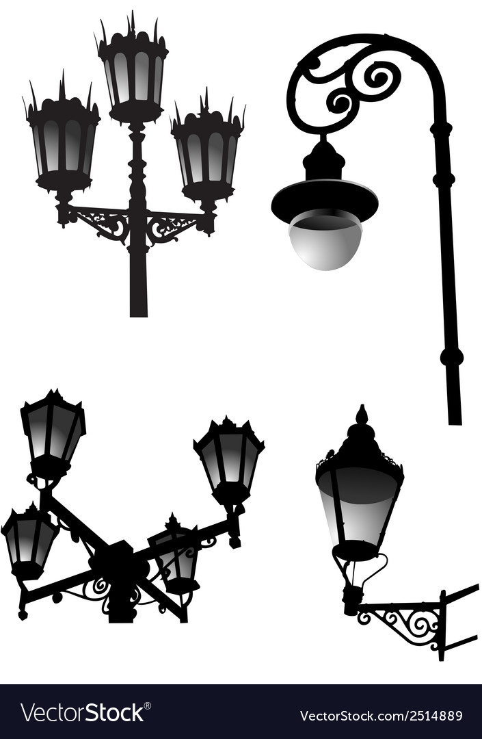 Al 0223 lamp vector | Price: 1 Credit (USD $1)