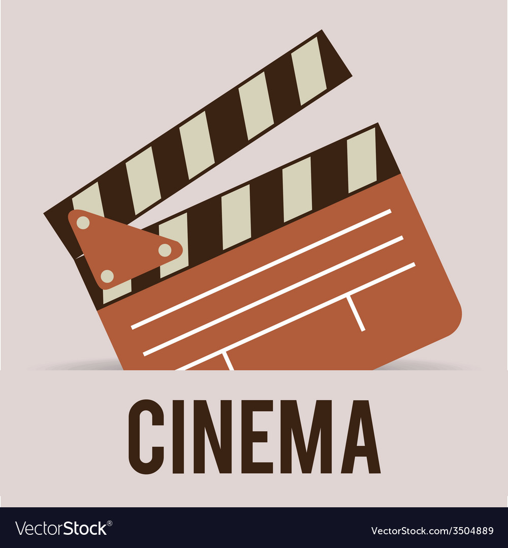 Cinema design vector | Price: 1 Credit (USD $1)