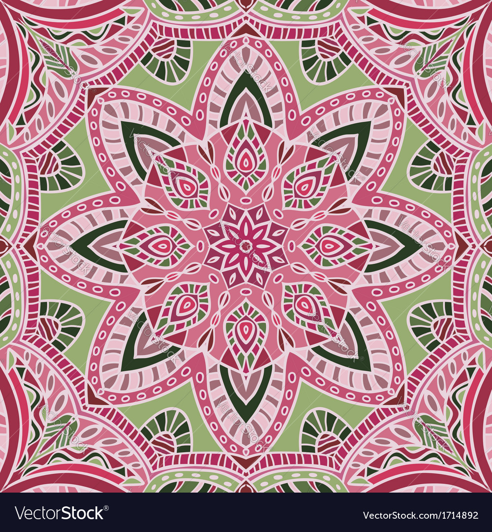 Hand-drawn colored bandana - vector | Price: 1 Credit (USD $1)