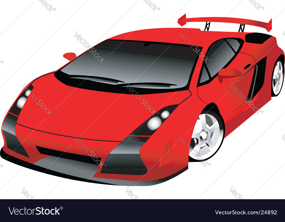Lamborghini gallardo vector | Price: 1 Credit (USD $1)