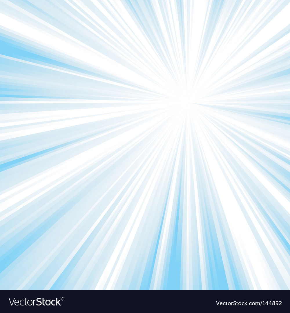 Square blue light burst vector | Price: 1 Credit (USD $1)