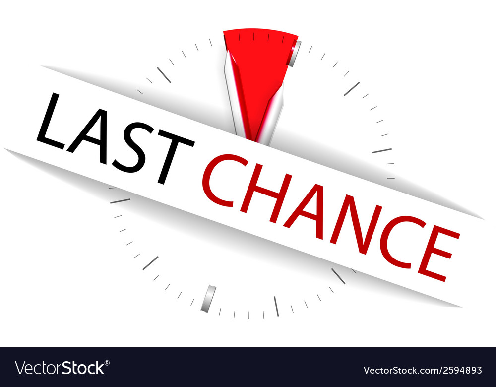 Last minute vector | Price: 1 Credit (USD $1)