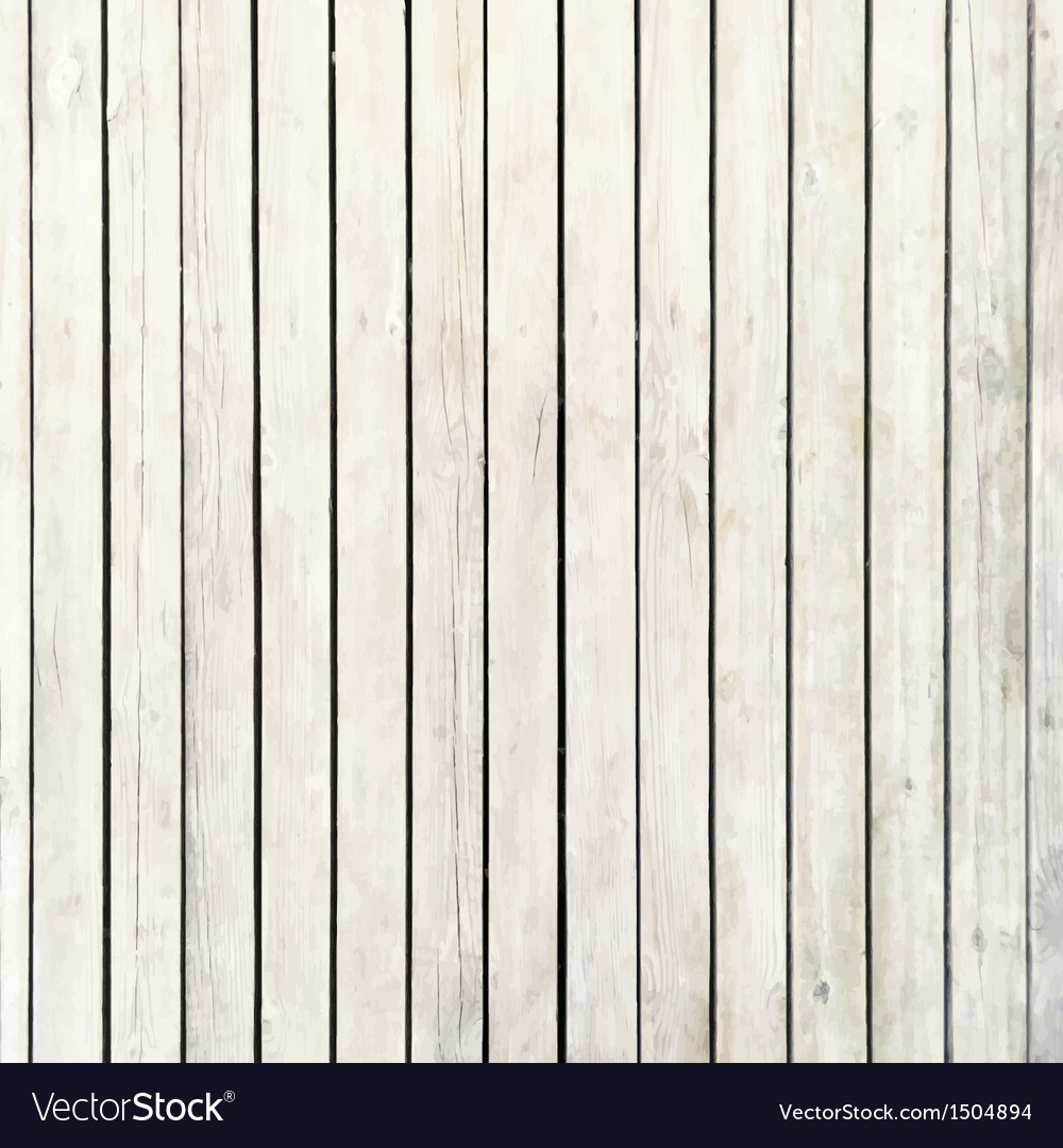 White wood board background vector | Price: 1 Credit (USD $1)